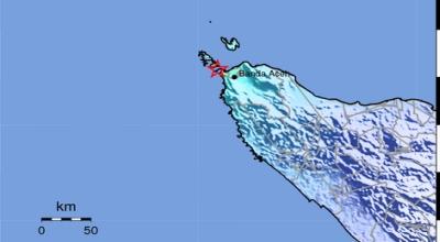Warga Pesisir Banda Aceh Masih Takut Kembali ke Rumah