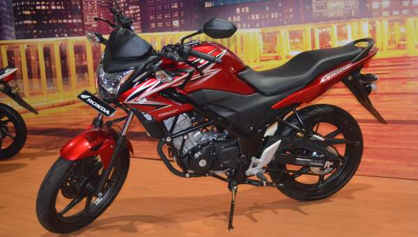 F: Honda CB150R StreetFire (Azwar F/Okezone)