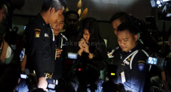 Mahasiswi Moestopo Maharani Suciono (Foto: Heru/Okezone)