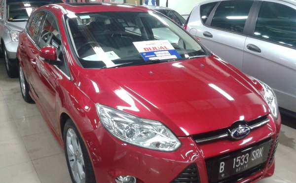 F: Ford Focus hatchback seken (Arief A/Okezone)