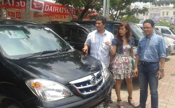 F: BOS Daihatsu (Arief A/Okezone)
