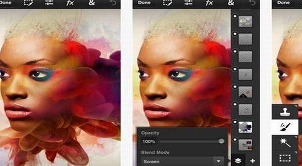 Kini, Edit Foto dengan Adobe Photoshop Bisa di Smartphone
