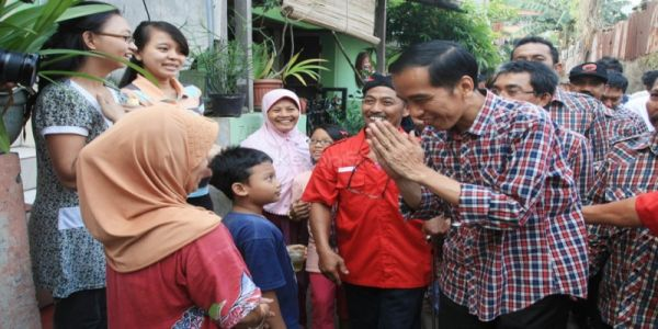 Gubernur DKI Jakarta, Joko Widodo (Foto:Okezone)