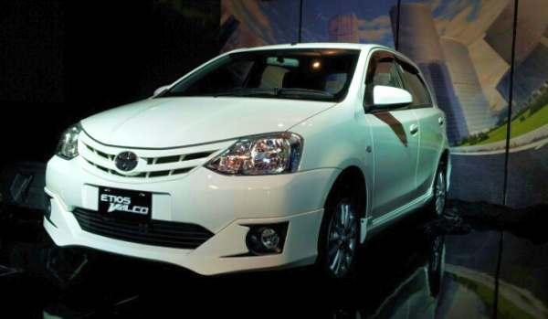 F: Toyota Etios Valco (Septian P/Okezone)