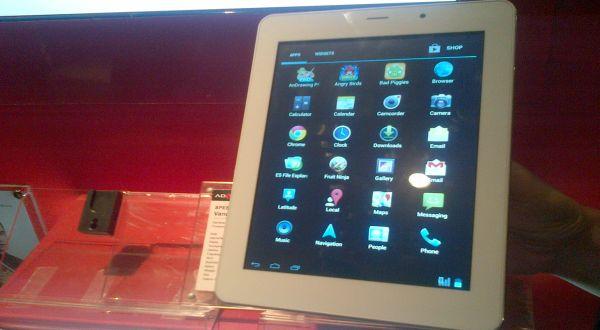 Advan Ramaikan Pasar Tablet 8 Inci Rp1 Jutaan