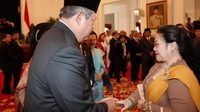 Permadi: Hanya Megawati Presiden yang Tidak Dijatuhkan