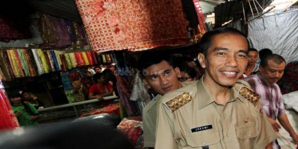 Gubernur DKI Jakarta Joko Widodo (Foto: Dede/Okezone)