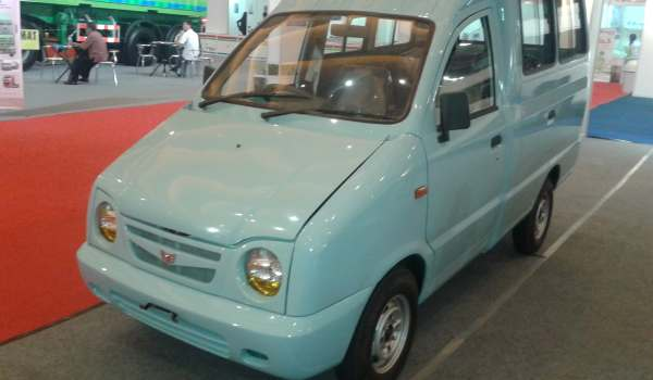 F: Mobil Tawon (Arief A/Okezone)