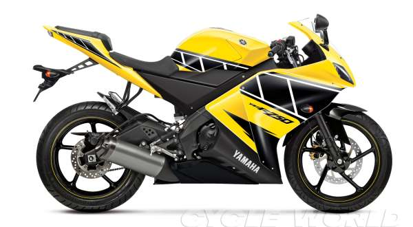 F: Yamaha YZF-R250 (cycleworld)