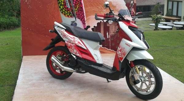 F: Yamaha X-Ride (Arief A/Okezone)