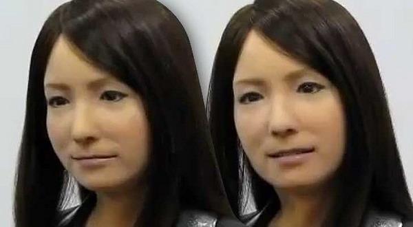 Video Robot Cantik Bisa Temani Pria Kesepian, Tertarik?