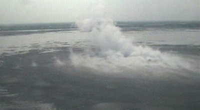 Gambar udara lumpur Lapindo terbaru (Dok: Pramono Putra/Sindo TV)