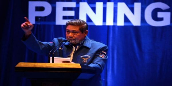 Susilo Bambang Yudhoyono (Foto: Dok. Okezone)