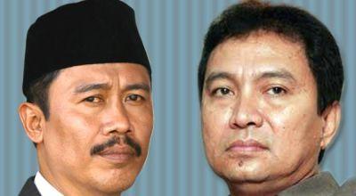 Hadi Prabowo-Don Murdono (Foto: Feri U/okezone)