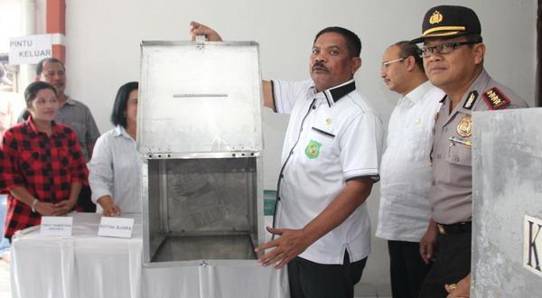 Wali Kota Medan Rahudman Harahap