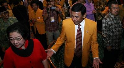 Ketua Umum Partai Hanura Wiranto (Foto: Dok Okezone)