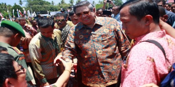 Presiden Susilo Bambang Yudhoyono (Foto:Okezone)