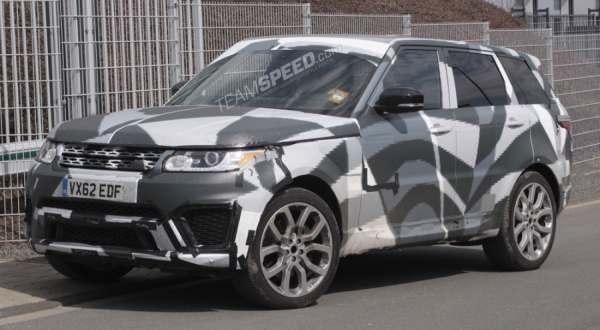 F: Range Rover Sport 2014 (Inautonews)