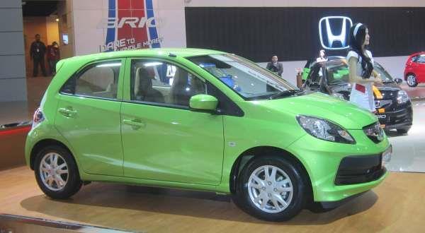 F: Honda Brio (Azwar F/Okezone)