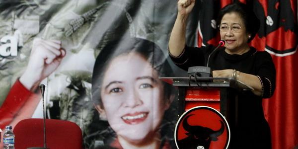Ketua Umum PDI Perjuangan Megawati (Foto: Koran SI)