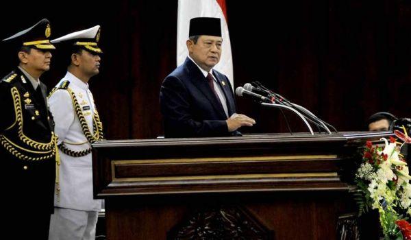 Presiden SBY. (Foto: Ditjen Pajak)