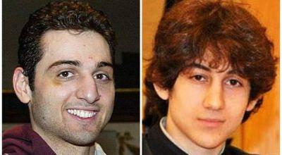 Tamerlan dan Dzhokhar Tsarnaev (Foto: Sky News)