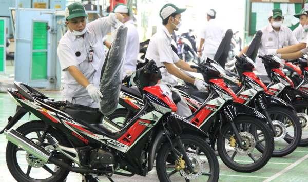 F: Honda Supra X 125 (dok AHM)