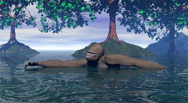 Ilmuwan: Nenek Moyang Manusia adalah Kera Air