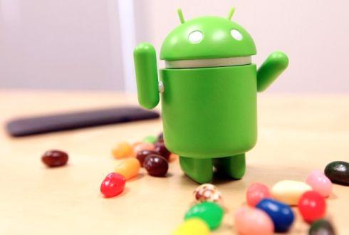 Adopsi Android Jelly Bean Terus Meroket