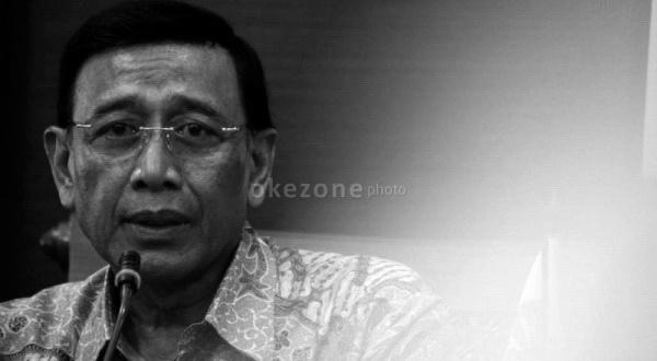Sosok Wiranto Kontras dengan SBY