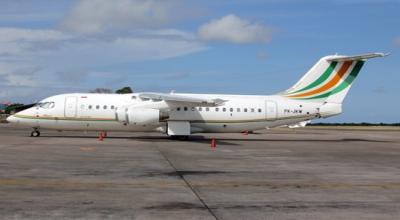 Pesawat BAE Nusantara Air Charter (Foto: flickr)