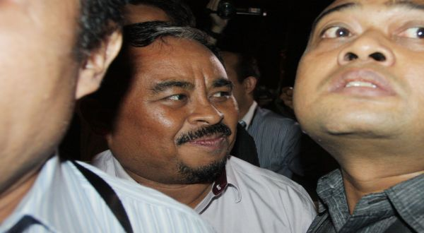 Luthfi Hasan Ishaaq (Foto: Heru Haryonoi/Okezone)