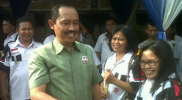 Hadi Prabowo (foto: Bramantyo/Okezone)
