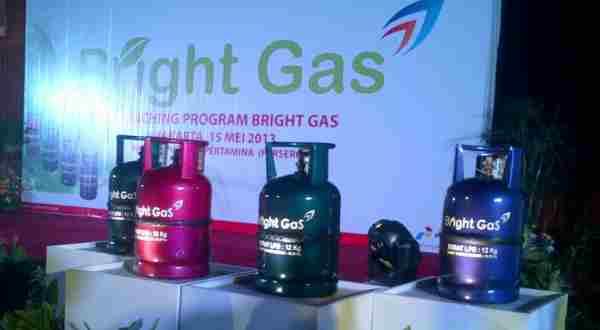 Elpiji 12 Kg Kini Tersedia Dalam 4 Warna Okezone Economy