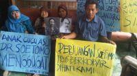 Tak Diperhatikan Pemerintah, Anak Dokter Soetomo Protes