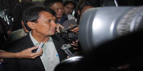 Gubernur Sumatera Utara Gatot Pujo Nugroho (Foto: Heru Haryono/Okezone)
