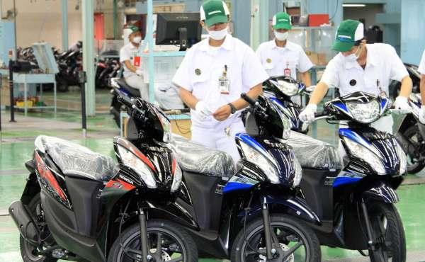 F: Pabrik Astra Honda Motor