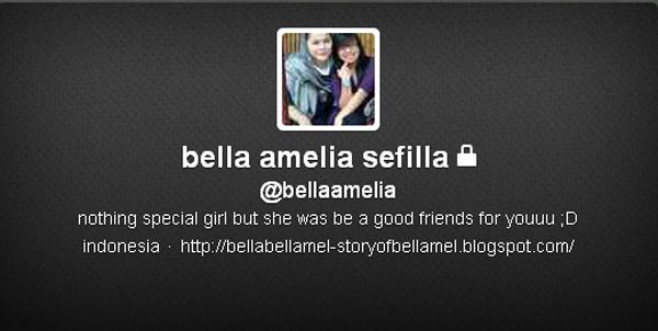 Amalia, SPG tewas dibunuh (Foto capture twitter)
