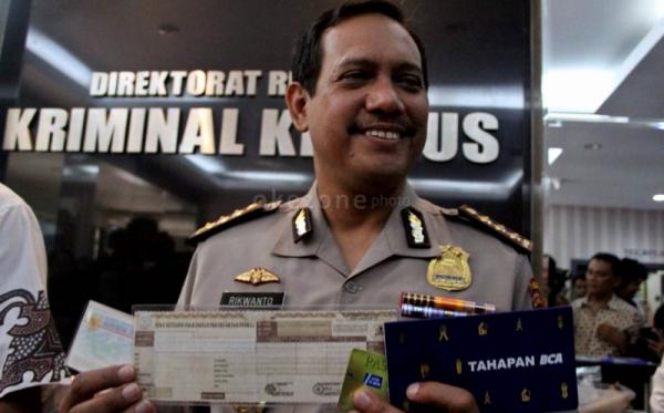 Kabid Humas Polda Metro Jaya Kombes Rikwanto (Foto:Okezone)