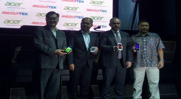 Acer Liquid E2, Smartphone Quad Core dengan Kamera Pintar