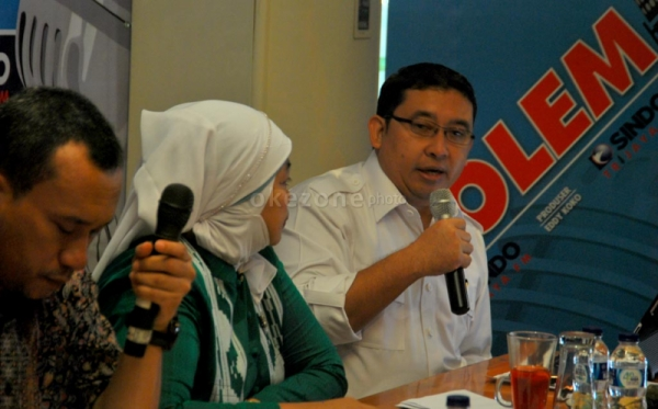 Wakil Ketua Umum Partai Gerindra Fadli Zon (Foto:Okezone)
