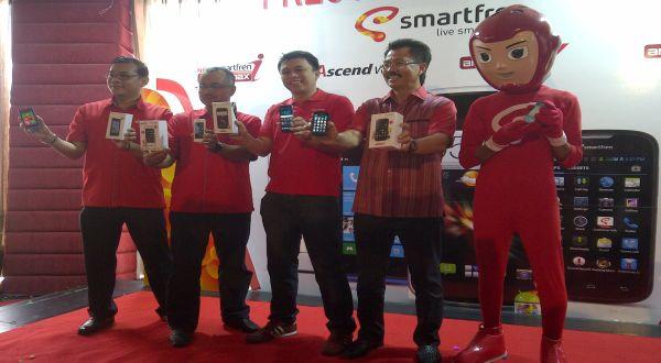Ini Harga Empat Varian Smartfren Andromax Terbaru