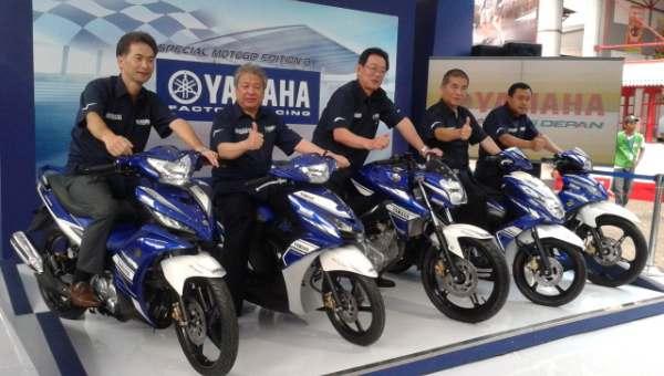 F: varian spesial MotoGP (Arief A/Okezone)