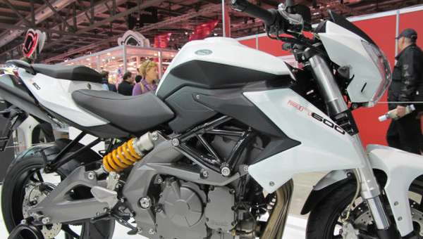 F: Benelli BN600 (motorcycle)