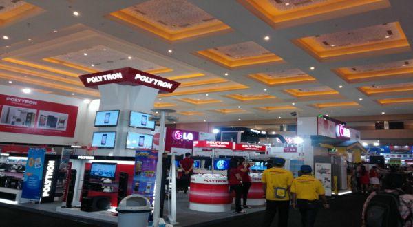Cari Gadget? Yuk Mampir ke Hall C & D Jakarta Fair