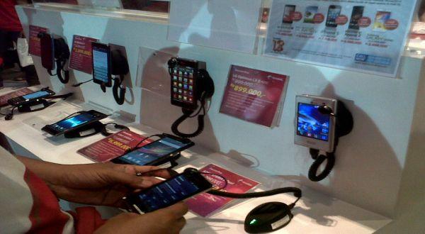 Berburu Promo Smartphone Premium di PRJ 2013