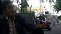 Waspadai Uang Palsu di Jasa Penukaran Pinggir Jalan