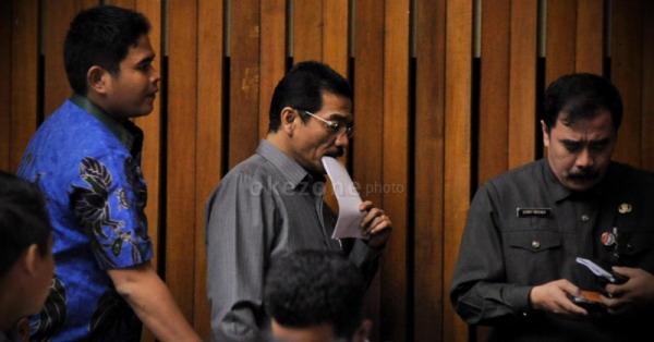 Mendagri Gamawan Fauzi (Foto: Dok Okezone)