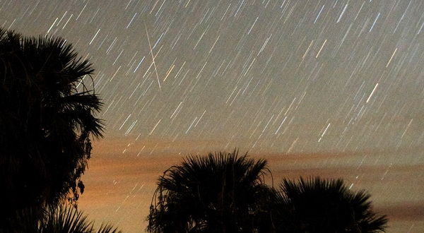 Agustus, Hujan Meteor 'Perseid' Hiasi Langit Malam
