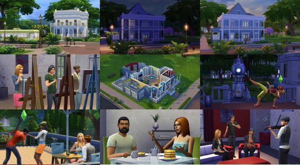 Detail & Bocoran Gambar The Sims 4 Beredar